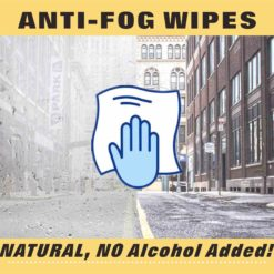 CanGard Care - Anti-fog Wipes