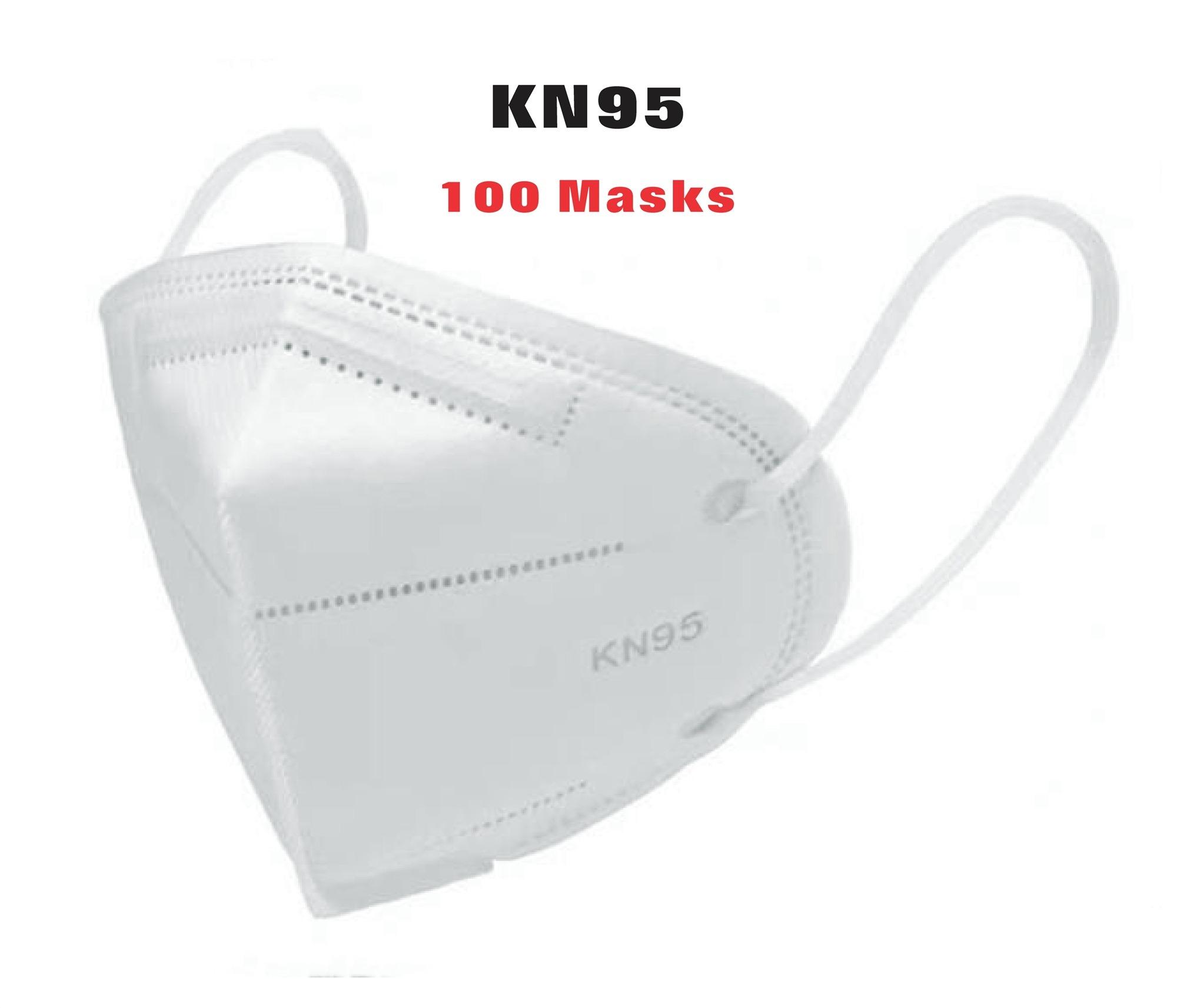 CanGard Care - KN95 100 Masks