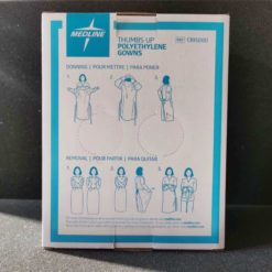 CanGard Care - Medline Gown (L)
