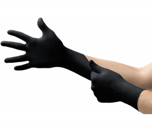 Cangard Care - Nitrile Gloves Black
