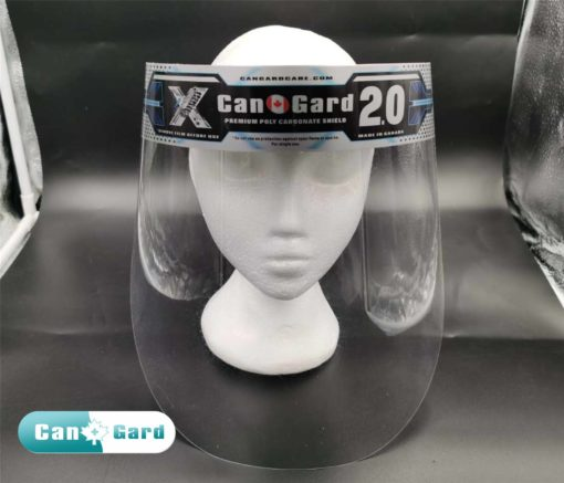 CanGard Care - X20 Plus Blue Face Shield