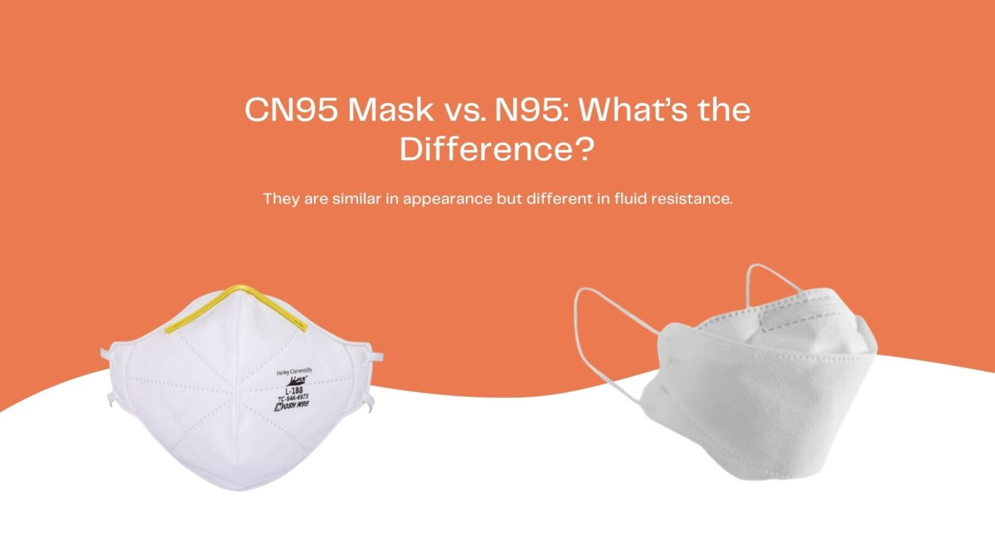 CN95 Mask vs N95: What's the Difference?