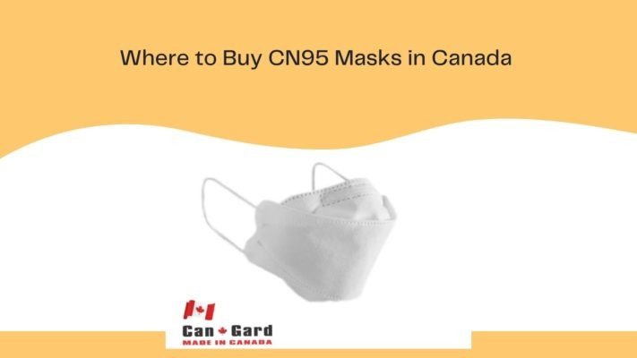Where to Buy CN95 Masks in Canada?