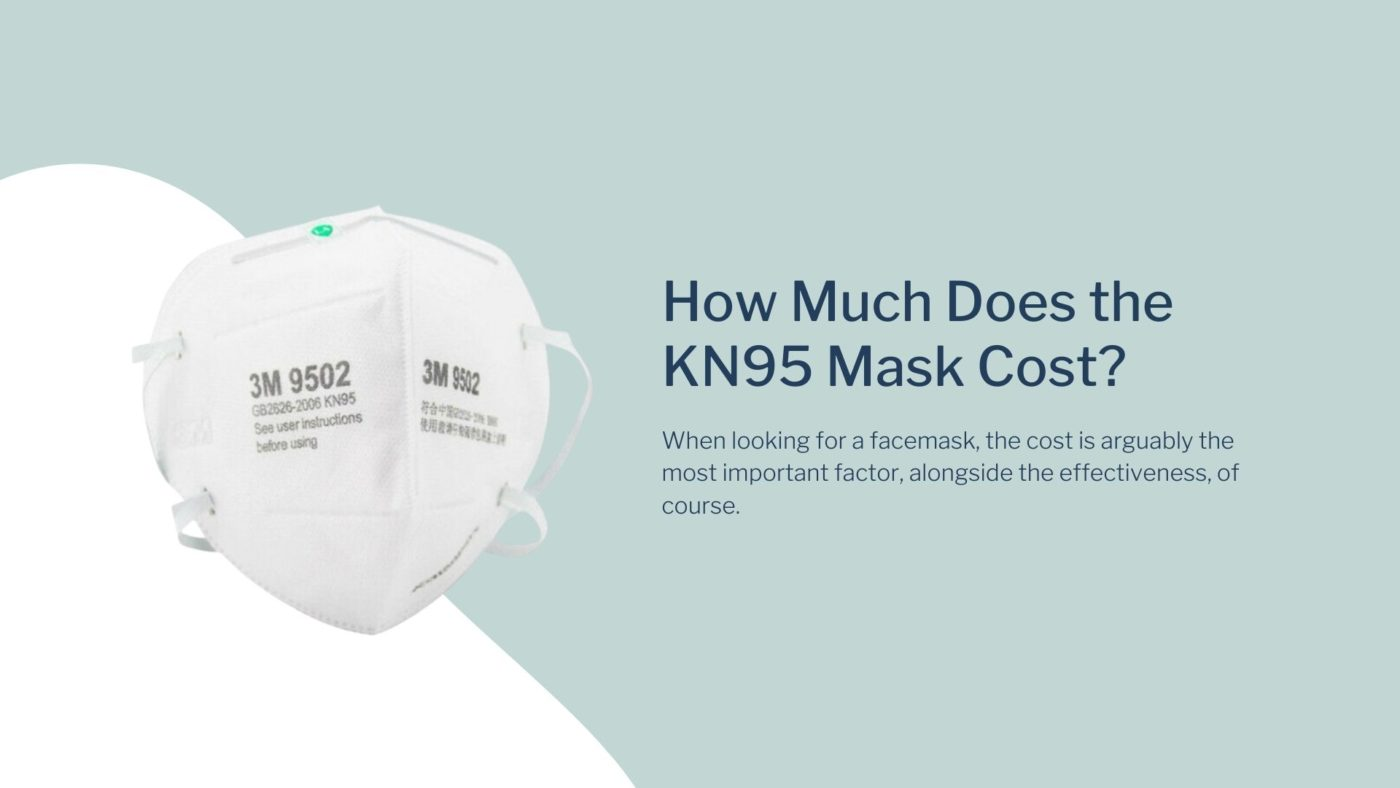 How Much Does the KN95 Mask Cost_