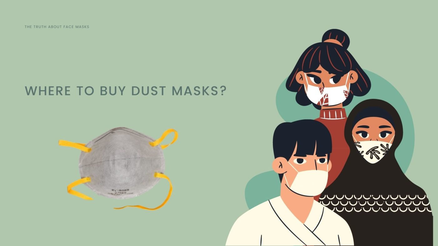 Where to Buy Dust Masks_