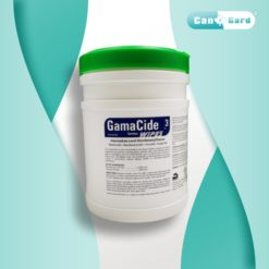 GamaCide disinfectant cleaner wipes