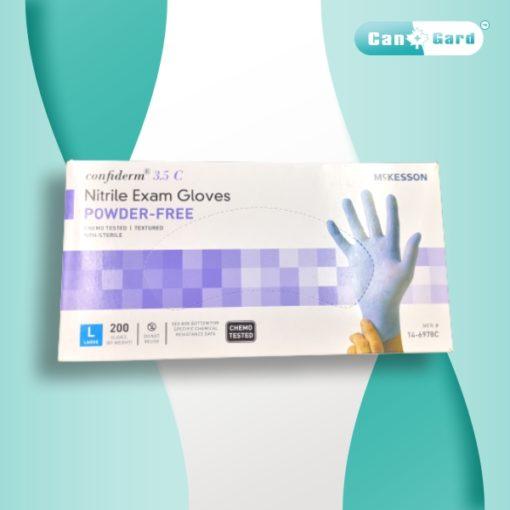 MCKESSON Medical Nitrile large Gloves