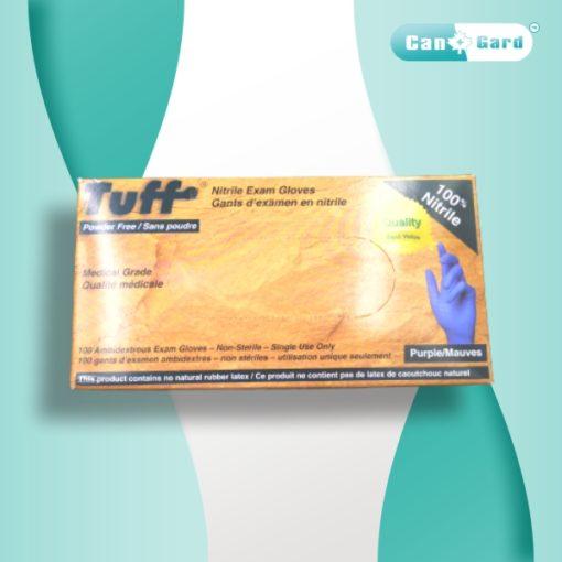 TUFF Medical Nitrile xlarge Gloves in bulk Canada