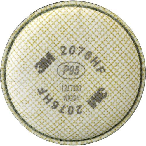 3M 2076HF Respirator Prefilters, Particulate Filter, P95 Filter