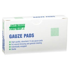 Gauze pads in bulk for first aid canada