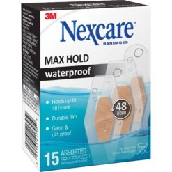 3M Nexcare™ Max-Hold Waterproof Bandages