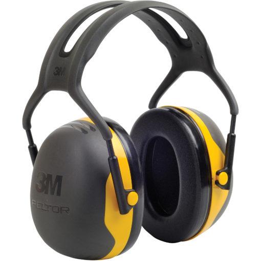 3M Peltor™ X Series Earmuffs, Headband
