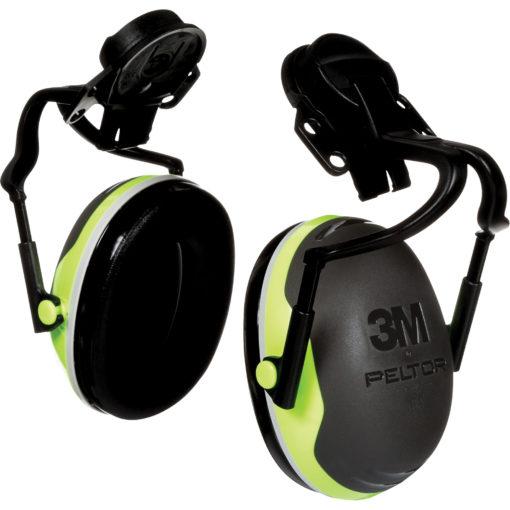3M Peltor™ X Series X4 Earmuffs, Cap Mount