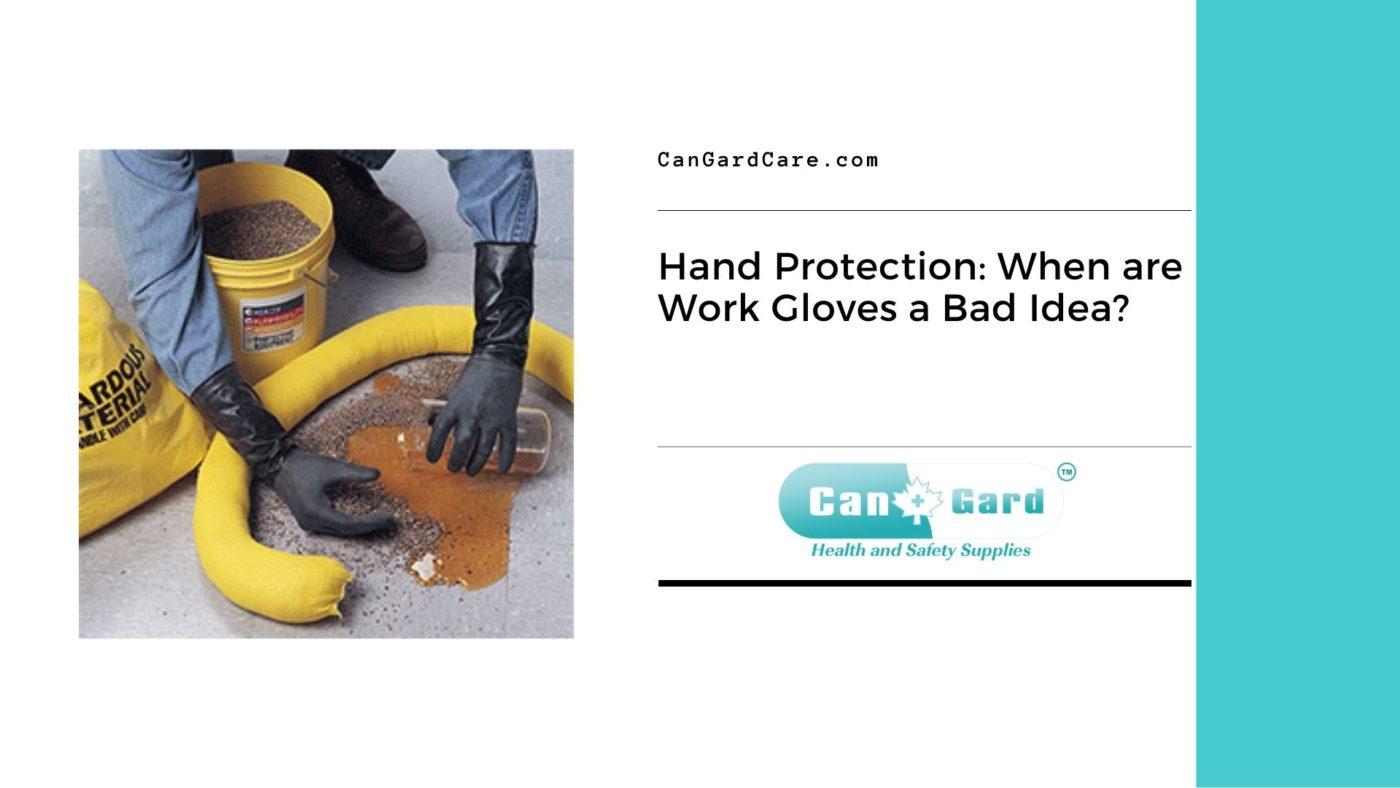 resistant gloves - performance characteristics