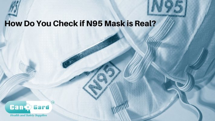 How Do You Check if N95 Mask is Real?