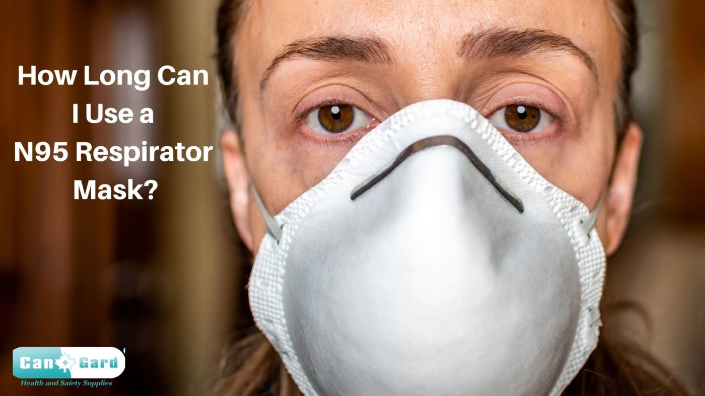 How Long Can I Use a N95 Respirator Mask