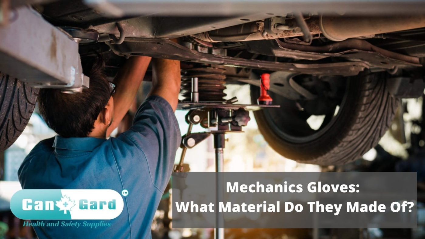 Mechanics Gloves What Material Do They Made Of