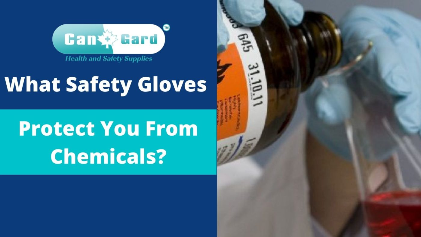 What Safety Gloves Protect You From Chemicals