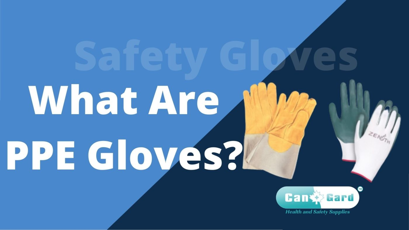What are PPE Gloves