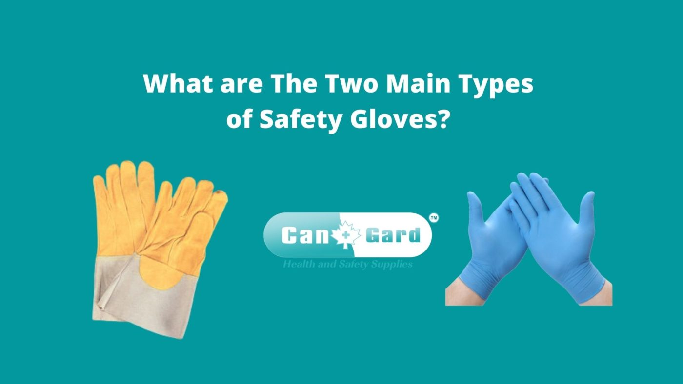What are The Two Main Types of Safety Gloves?