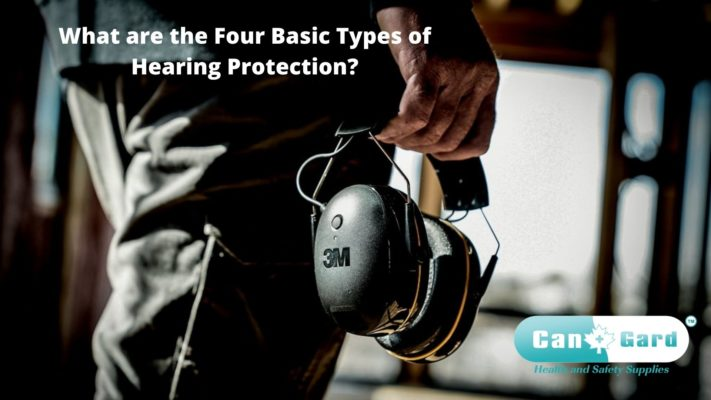 What are the Four Basic Types of Hearing Protection?