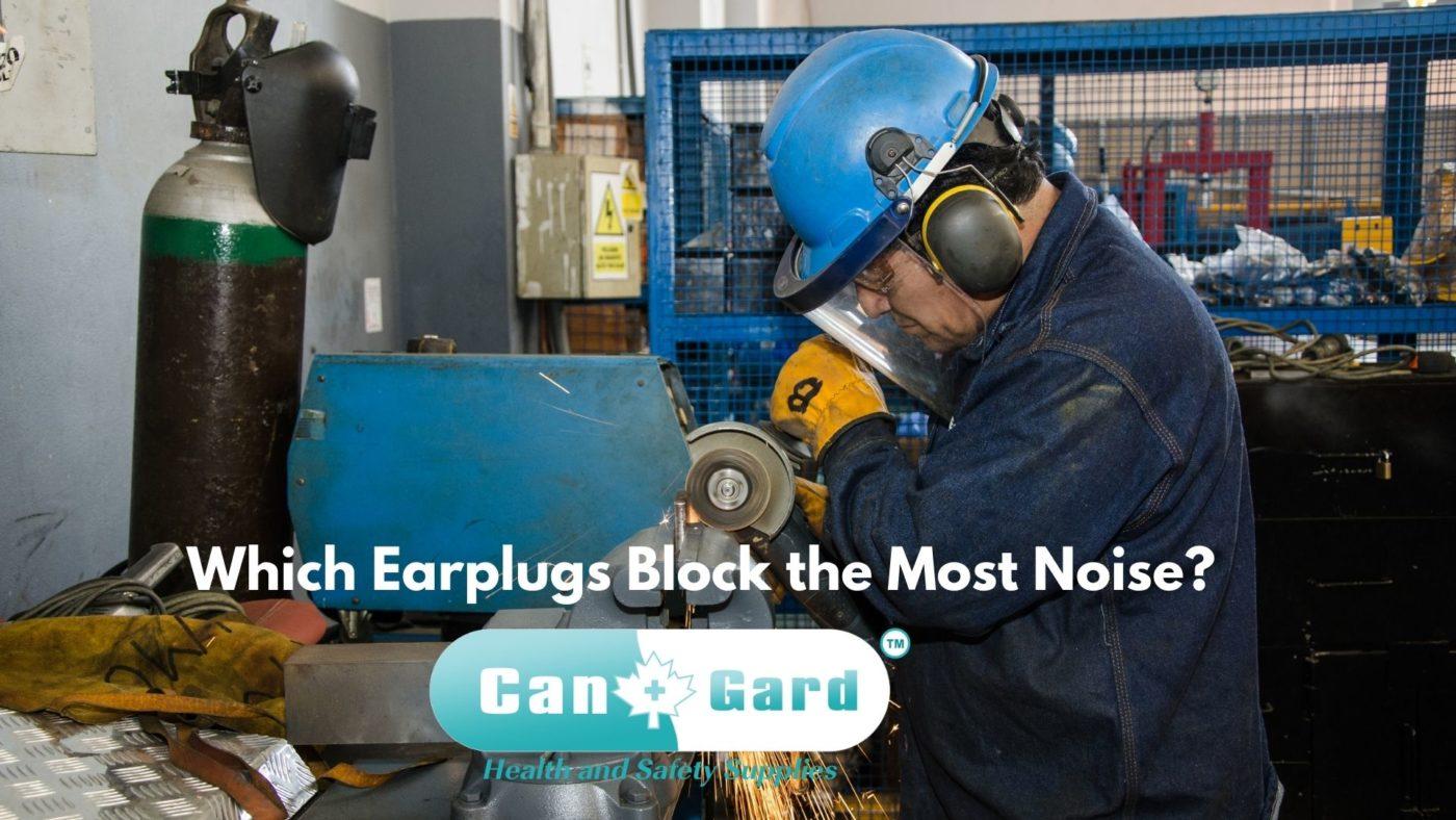 Earplugs that blocks the Noise Most
