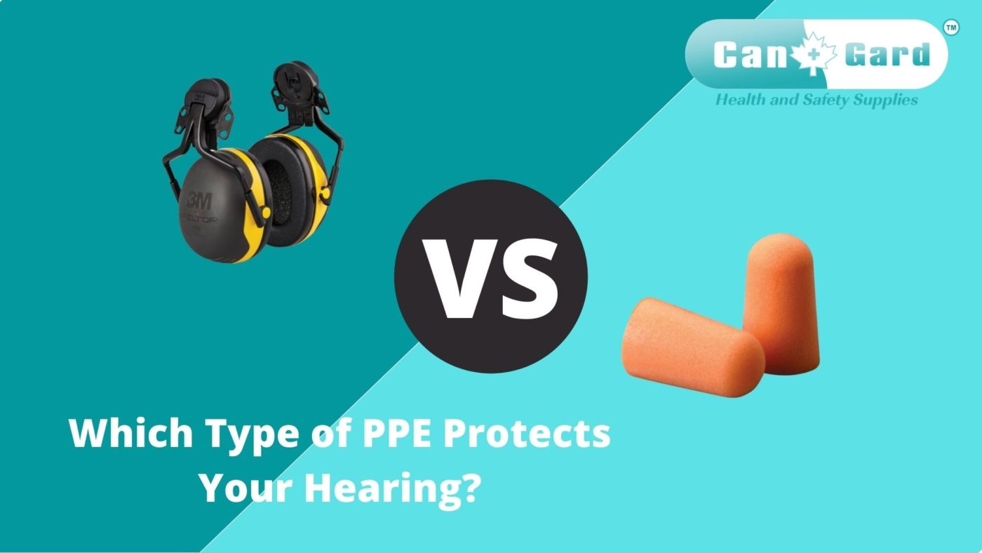 Which Type of PPE Protects Your Hearing