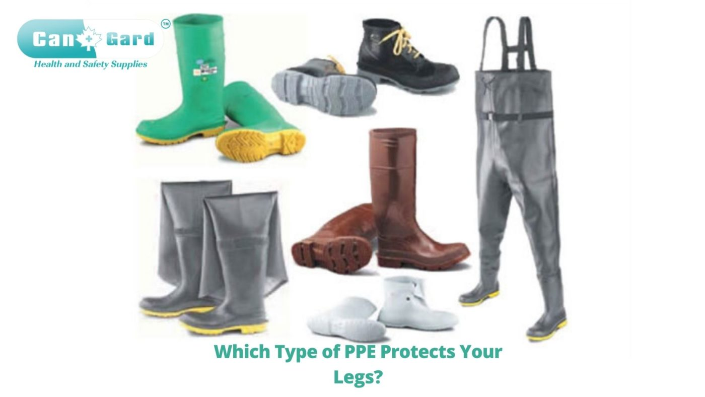 Which Type of PPE Protects Your Legs
