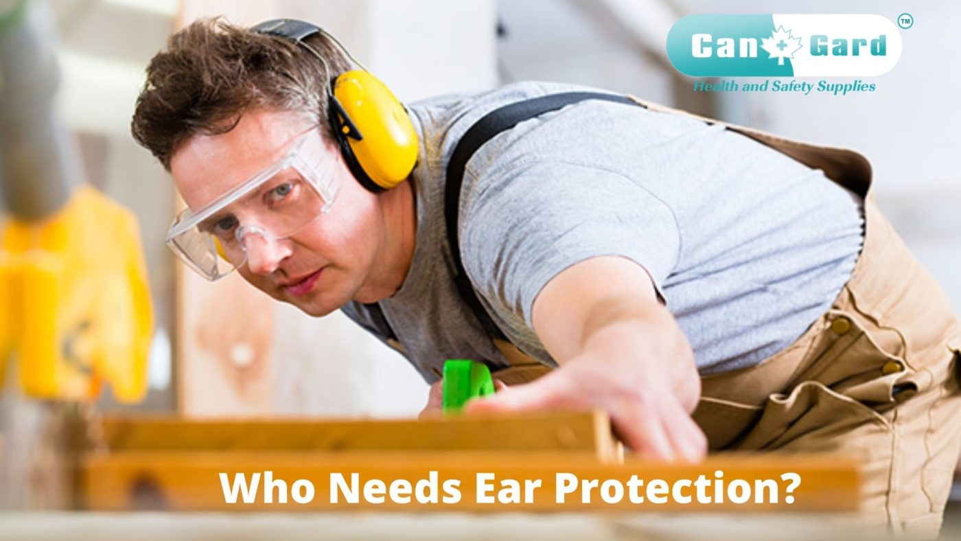 Who Needs Ear Protection?