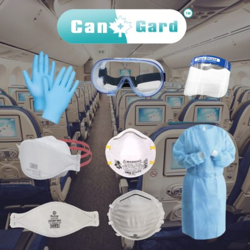 personal protective equipment and PPE in Canada