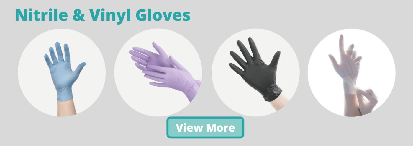 full ppe nitrile gloves in Canada
