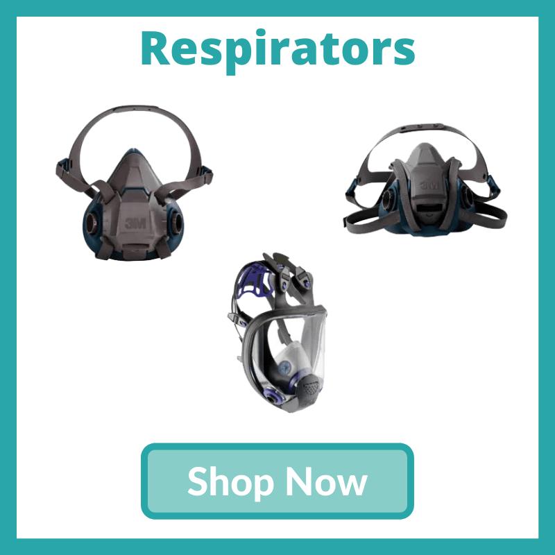 Raspirators and personal protective equipment Canada