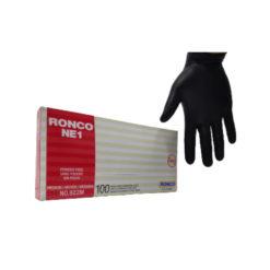 Ronco Nitrile Examination Gloves 3mil Medium