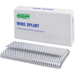 Wire Splint for medical emergencies